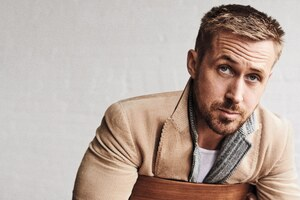 Ryan Gosling GQ 2018 8K Wallpaper