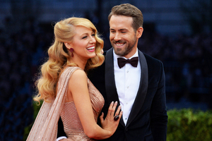Ryan Renolds And Blake Lively 2018