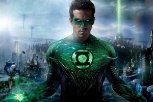 Ryan Renolds As Green Lantern