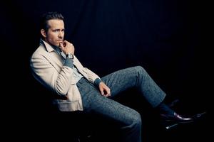 Ryan Reynolds 5k Wallpaper