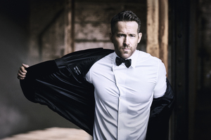 Ryan Reynolds 8k 2019 Wallpaper