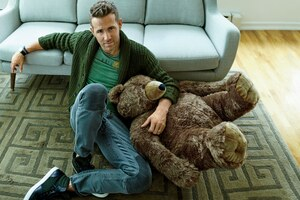 Ryan Reynolds In Gq Magazine