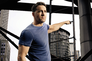 Ryan Reynolds In Mens Health
