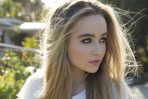 Sabrina Carpenter 2017 4k