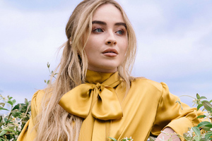 Sabrina Carpenter Marie Claire 2019 Wallpaper