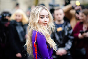 Sabrina Carpenter Nina Ricci 2018 5k