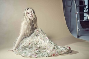 Sabrina Carpenter Tmrw Magazine Photoshoot
