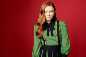 Sadie Sink Ew Photoshoot 2019 Wallpaper