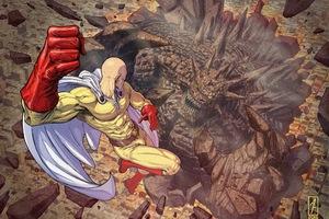 Saitama One Punch Man 4k Wallpaper