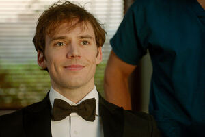 Sam Claflin In Me Before You