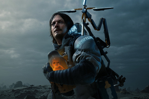 Sam Porter Death Stranding Wallpaper