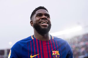 Samuel Umtiti Wallpaper
