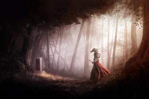 Samurai Farewell 4k