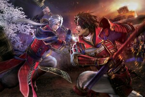 Samurai Warriors 4 Wallpaper