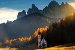 San Giovanni Church Italy