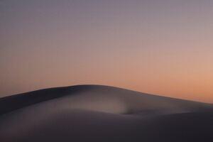 Sand Dunes Landscape 5k
