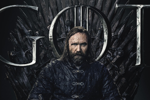 Sandor Clegane Hound Game Of Thrones Season 8 Poster