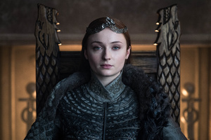 Sansa Stark Game Of Thrones Season 8 Wallpaper