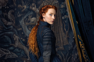 Saoirse Ronan As Mary In Mary Queen Of Scots Movie 5k