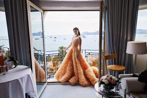 Sara Sampaio Cannes Film Festival