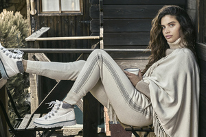 Sara Sampaio Model 2019 4k Wallpaper