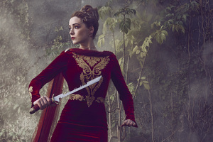Sarah Bolger In Into The Badlands 5k