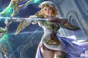 Sarah Mobius Final Fantasy Wallpaper