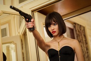 Sasha Luss In Anna Movie 4k Wallpaper