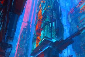 Saturation City 4k