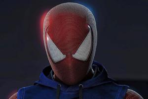 Scarlet Spider 4k Wallpaper