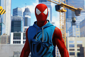 Scarlet Spider Ps4 Game 2018 4k