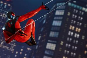 Scarlet Spider Ps4 Game 4k Game