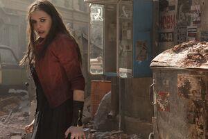 Scarlet Witch HD Wallpaper