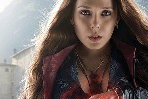 Scarlet Witch In Captain America Civil War Wallpaper