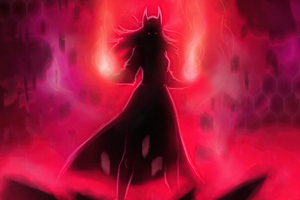 Scarlet Witch Power Ability Wallpaper