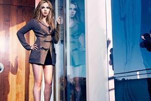 Scarlett Johansson 2 Wallpaper