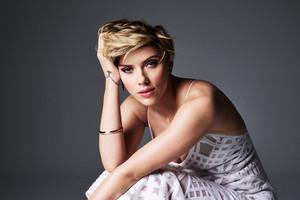 Scarlett Johansson 2017 4k Wallpaper