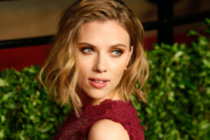 Scarlett Johansson 2018 4k