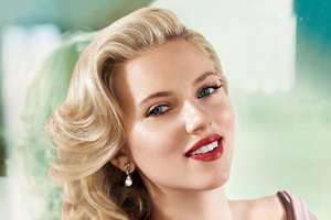 Scarlett Johansson 2018