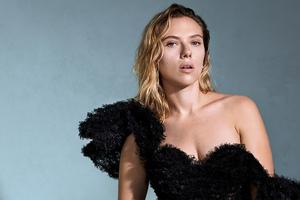 Scarlett Johansson 2020 4k Wallpaper