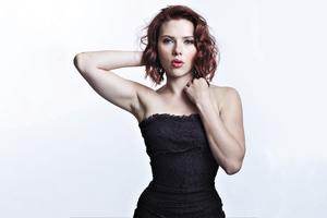 Scarlett Johansson 2020 5k