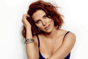 Scarlett Johansson 2021 Wallpaper