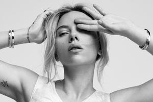 Scarlett Johansson Elle Magazine 2019 4k Wallpaper