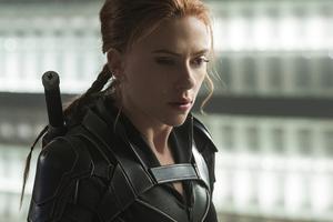 Scarlett Johansson From Black Widow Movie 5k Wallpaper