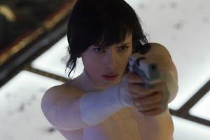 Scarlett Johansson Ghost In The Shell HD
