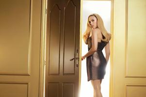 Scarlett Johansson Lux Campaign 2019 4k Wallpaper