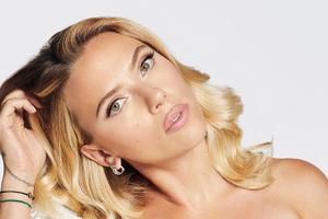 Scarlett Johansson Marie Claire Magazine 2020 4k