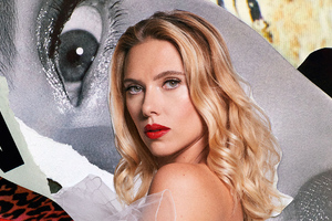 Scarlett Johansson Marie Claire Magazine 4k Wallpaper