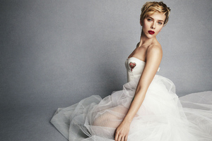 Scarlett Johansson Marie Claire March 2018
