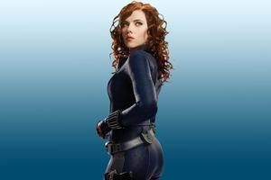 Scarlett Johansson Painting